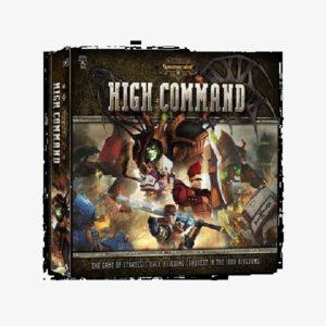 High Command Miniature Game