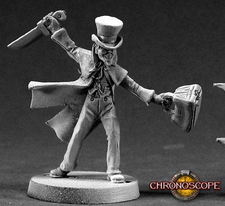 Jack the Ripper 50012