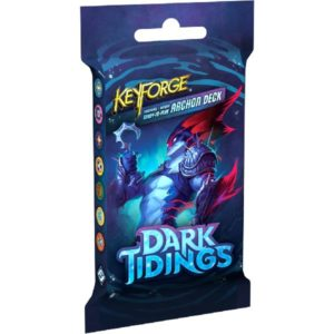 Keyforge Dark Tidings Dec