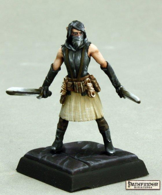 Kirin the Heretic Reaper 60105