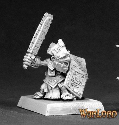 Kordtok, Bloodstone Gnome Captain 14535