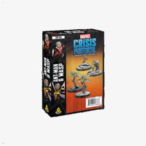Marvel Crisis Protocol Ant-man & Wasp uitbreiding