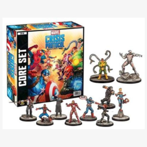 Marvel Crisis Protocol Miniatures game