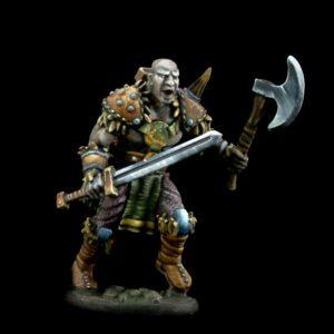Maskarr Stoneskin, Warrior .04011