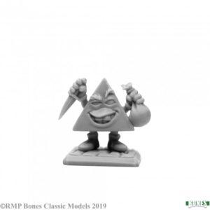 Pyram the Pincher, D4 77646