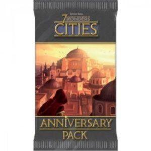 Seven Wonders Anniversary Pack Cities