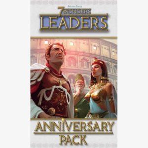 Seven Wonders Anniversary Pack Leaders