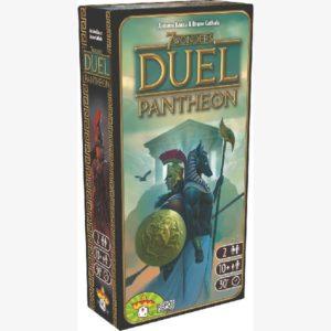 Seven Wonders Duel: Pantheon Nederlandstalig