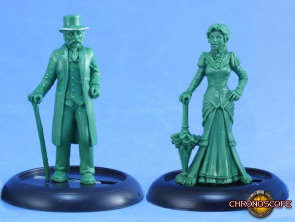 Victorian Lord & Dame 50326