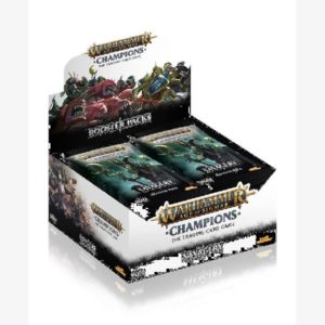 Warhammer Champions Savagery booster