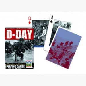Speelkaarten / pokerkaarten D-Day