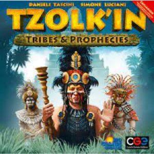 Tzolk'in Tribes & Prophecies EN