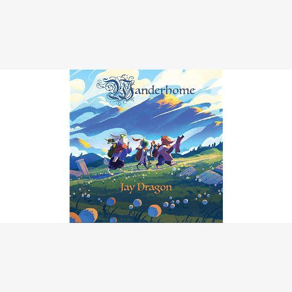 Wanderhome RPG Kickstarter Softcover